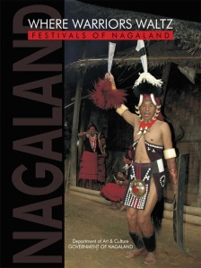 This coffee table book on unique cultural aspects of Nagaland's 16 major tribes has been published by LBS; price Rs 1395